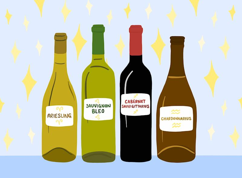 This is the wine you should drink this weekend, according to your zodiac sign