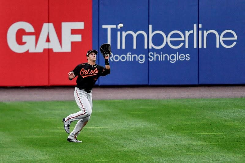 Grichuk homers in 10th as Blue Jays beat Orioles 5-4
