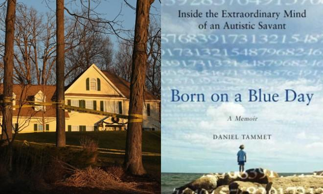 Born on a Blue Day — Inside the Mind of an Autistic Savant, was one of the autism related books found inside the Lanza home.