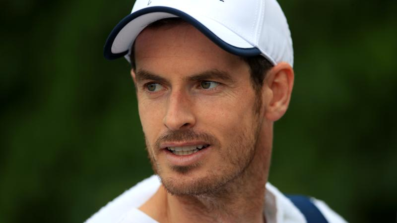 Andy Murray shows he's domesticated on court – Monday's sporting social
