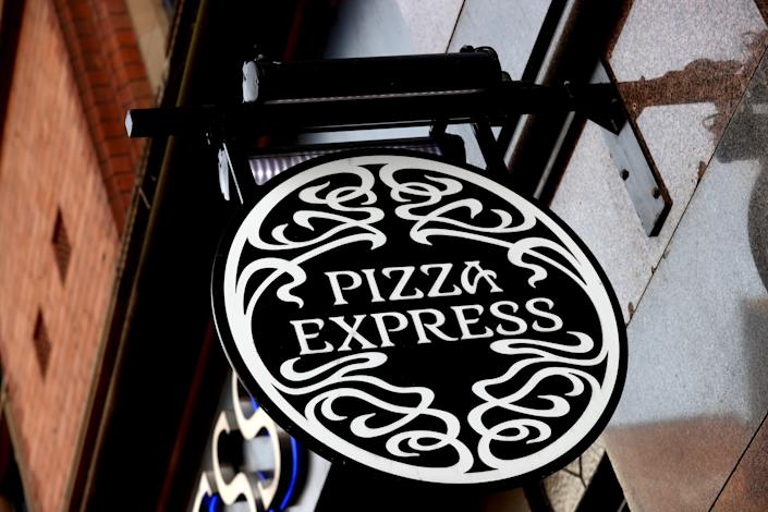 <p>Pizza Express is to reopen 347 sites on Monday </p> (PA)