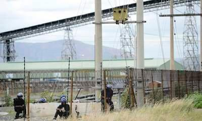 South Africa: Shooting At Anglo American Mine