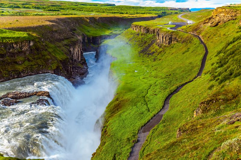 Gullfoss, Iceland. (PHOTO: Scott Dunn)