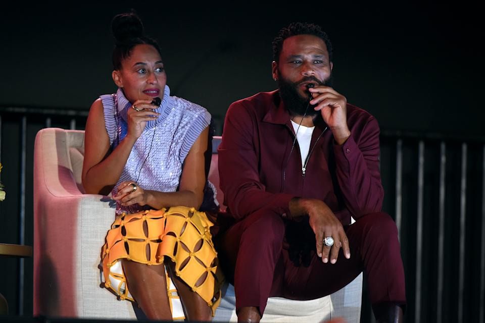 BLACK-ISH - ABC and ABC Signature hosted a drive-in FYC event at the Rose Bowl in Pasadena for Television Academy members, families and fans of