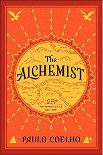 <p>If you're looking for a dose of inspiration, you need to read Paulo Coelho's <span>The Alchemist</span> ($15).</p>