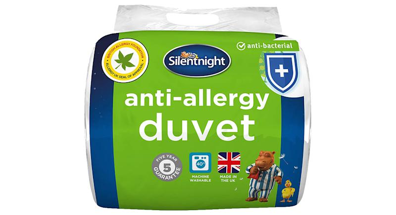 Silentnight Anti-Allergy Duvet