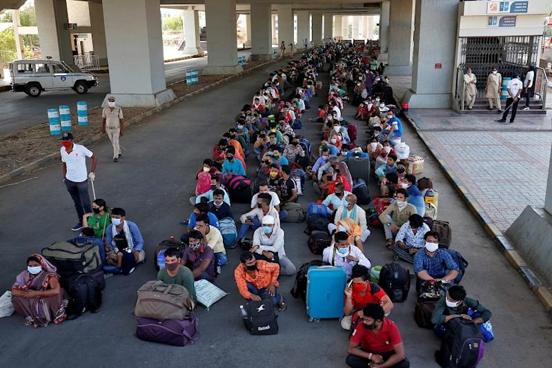 50 Migrants Test Covid-19 Positive in UP's Basti Dist, Tally of Infected Returning Workers Crosses 100