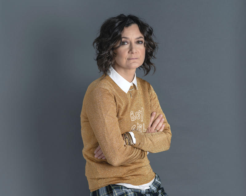 Sara Gilbert Portrait Session