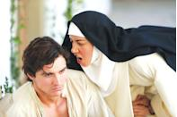 """<p>Alison Brie and Aubrey Plaza play medieval nuns whose quiet lives turn far less quiet after the arrival of Dave Franco's deaf-mute worker in this out-there sex comedy.</p><p><a class=""""link rapid-noclick-resp"""" href=""""https://www.netflix.com/watch/80171023?trackId=13752289&tctx=0%2C0%2C8f1dd713-f387-4ffd-b75c-95b208566941-27846958%2C%2C"""" rel=""""nofollow noopener"""" target=""""_blank"""" data-ylk=""""slk:Watch Now"""">Watch Now</a></p>"""