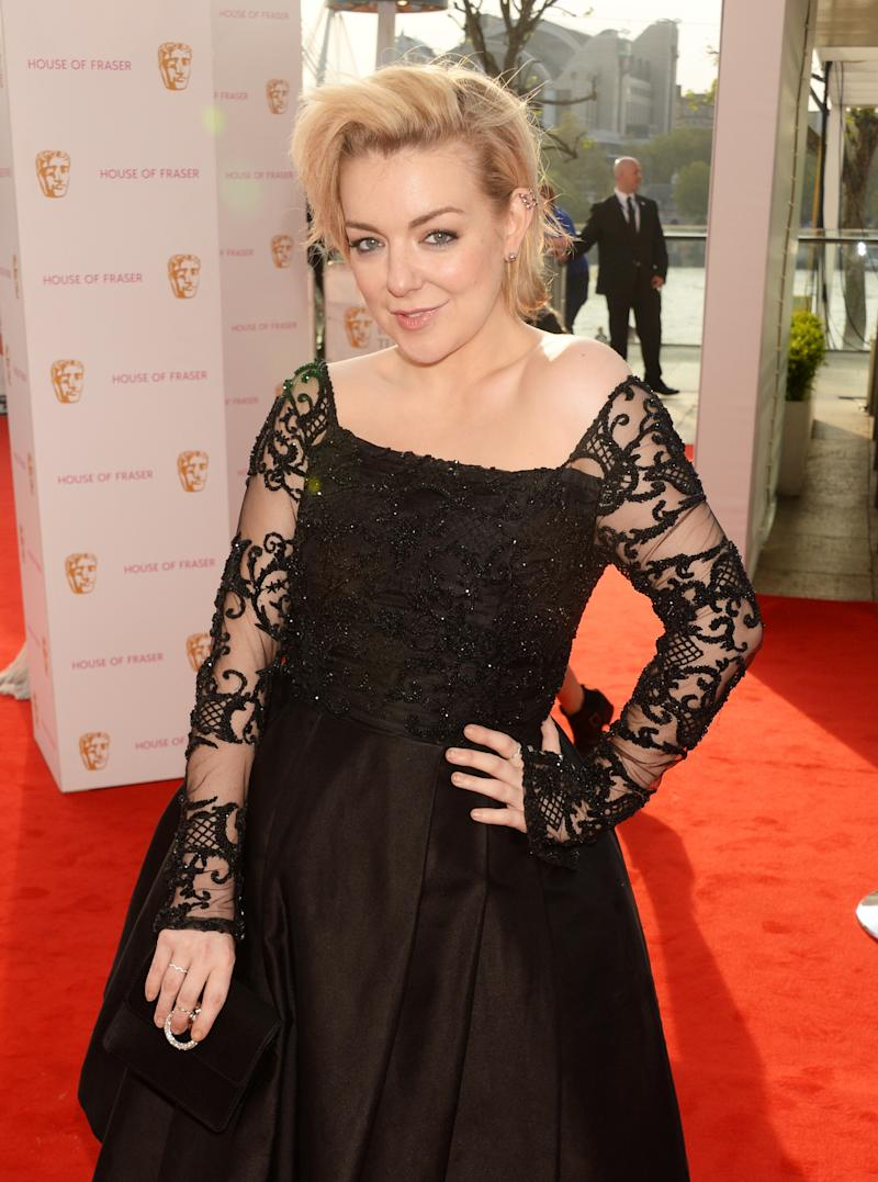 Sheridan Smith attends the House Of Fraser British Academy Television Awards 2016 at the Royal Festival Hall on May 8, 2016 in London, England. (Photo by David M. Benett/Dave Benett/Getty Images)