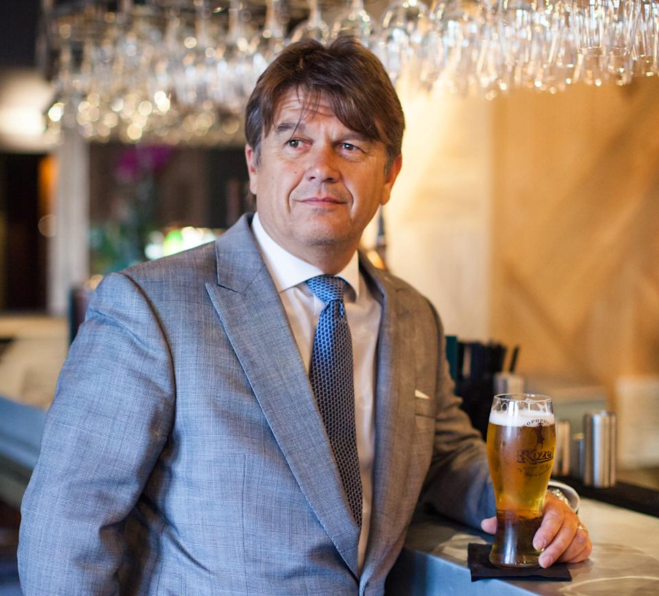 Oakman Inns founder Peter Borg-Neal said his pubs would reopen on 4 July. (Oakman Inns)
