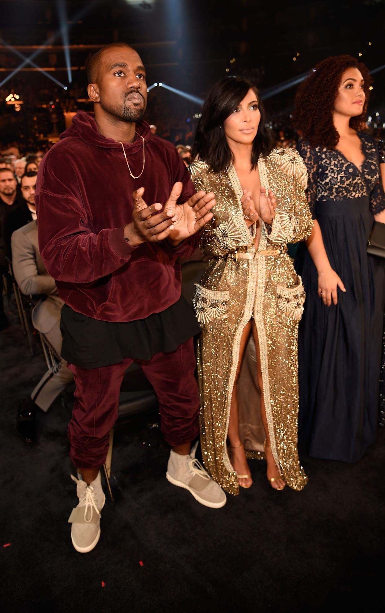 Another look at the57th Annual GRAMMY Awards on February 8 Los Angeles.