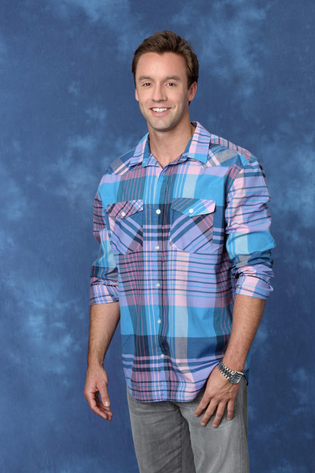"""Kyle, 29, a financial advisor from Long Beach, CA is featured on the eighth edition of """"<a href=""""http://tv.yahoo.com/bachelorette/show/34988"""">The Bachelorette</a>."""""""