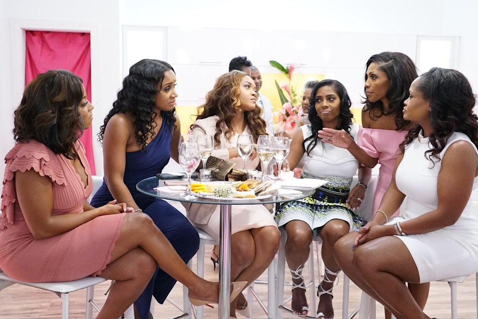 """Married to Medicine"" is currently in its eighth season."