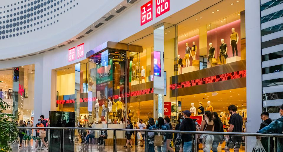 The Chadstone shopping centre was filled with shoppers on Boxing Day. Source: AAP