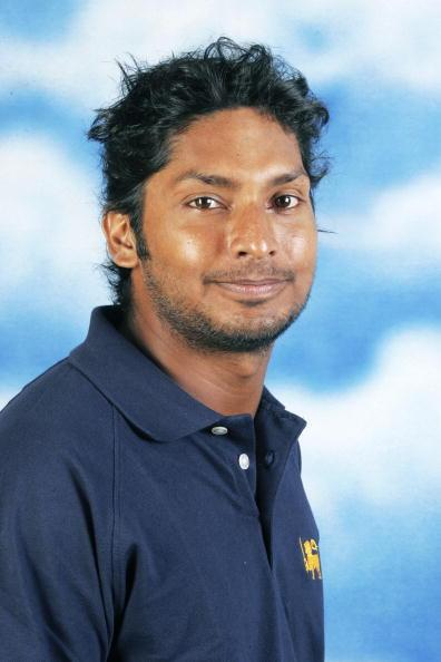 MUMBAI (BOMBAY), INDIA - OCTOBER 2: A headshot of Kumar Sangakkara of Sri Lanka taken ahead of the ICC Champions Trophy on October 2, 2006 in Mumbai, India. (Photo by Pradeep Mandhani/Getty Images)
