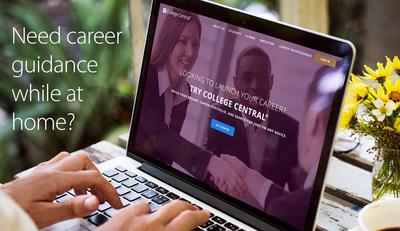 College Central Network connects employers with qualified emerging talent candidates. More than one million employers have already registered to utilize the Network to post jobs and recruit students and alumni for entry-level jobs. (PRNewsfoto/College Central Network, Inc.)