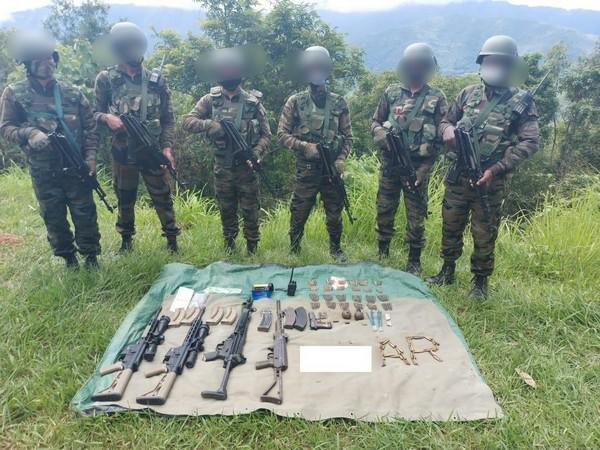 Seized arms, ammunition, and war-like stores
