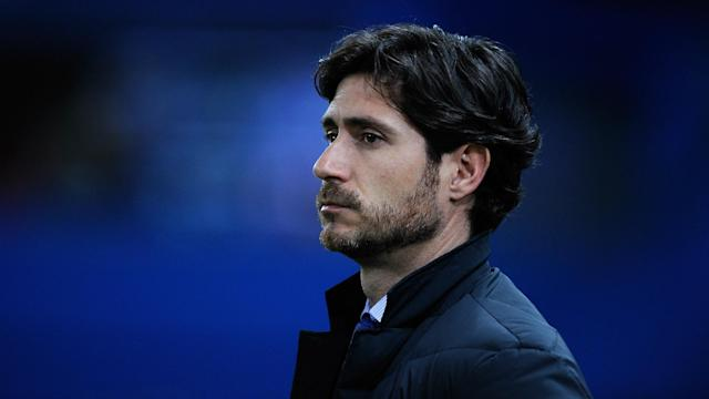 Lucid vision of the Spanish coach has surfaced which has seen his club suspend him pending an investigation