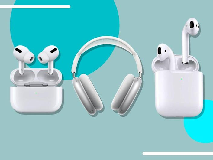There are currently three types of AirPods, with a third-generation version of the originals rumoured to be in the works  (The Independent)
