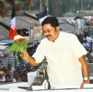 <p><strong>LOSES </strong>to Kadambur Raju (AIADMK) from <strong>Kovilpatti</strong> (Tamil Nadu) by 12,403 votes</p>