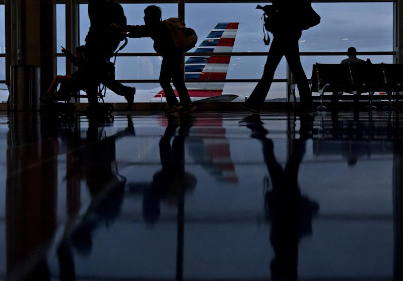 American Airlines Shares PlungeAfter Cutting Profit Outlook on Weak Fares