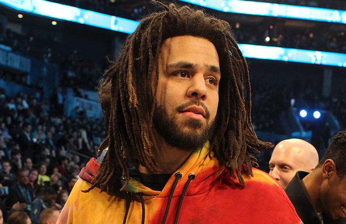J  Cole Reveals He and Nipsey Hussle Discussed Collaborating