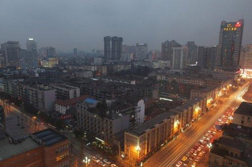 With a population of more than 10 million, Chengdu is seen as a gateway to resource-rich western China