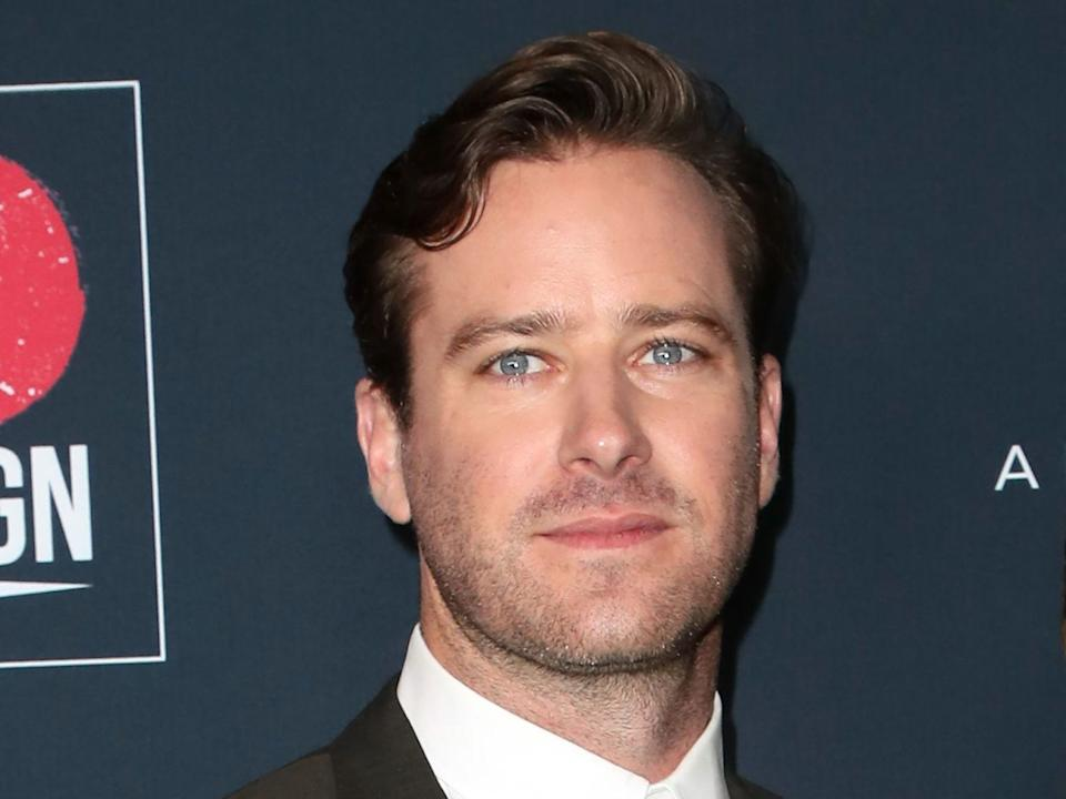 Actor Armie Hammer (David Livingston/Getty Images)
