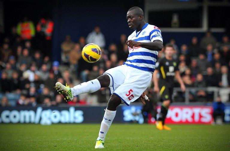 Defender Christopher Samba made his QPR debut against Norwich City on February 2, 2013. Ahead of QPR's visit to League Cup finalists Swansea City on Saturday, new signing Samba says he saw encouraging signs in the 0-0 draw with Norwich
