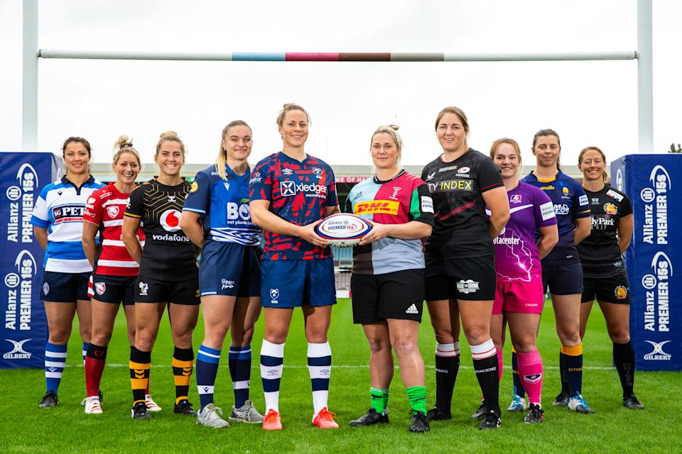 The Allianz Premier 15s is the elite women's domestic rugby union competition in England and continues to grow year on year