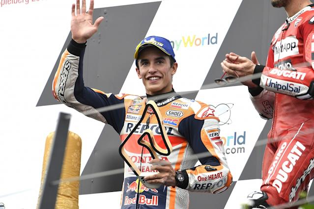 Marquez: Nobody will remember my Austria defeat