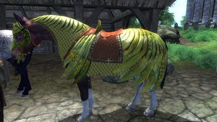 Oblivion dev is sorry, not sorry for horse armor