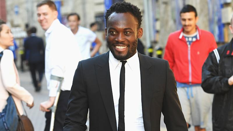 Michael Essien in star-studded lineup for 2019 Fifa Women's World Cup draw