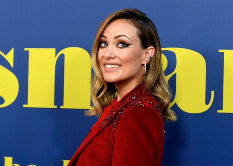 "Olivia Wilde attends a screening of ""Booksmart"" on May 13 at Ace Hotel in Los Angeles. (Photo: Frazer Harrison/Getty Images)"