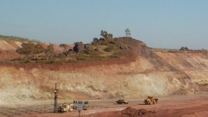 Miner in court over sacred site desecration claims