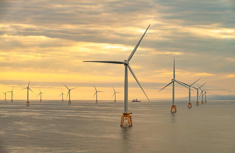 <p>SSE is focused on the electricity infrastructure and businesses needed for the UK's decarbonisation effort </p> (SSE)