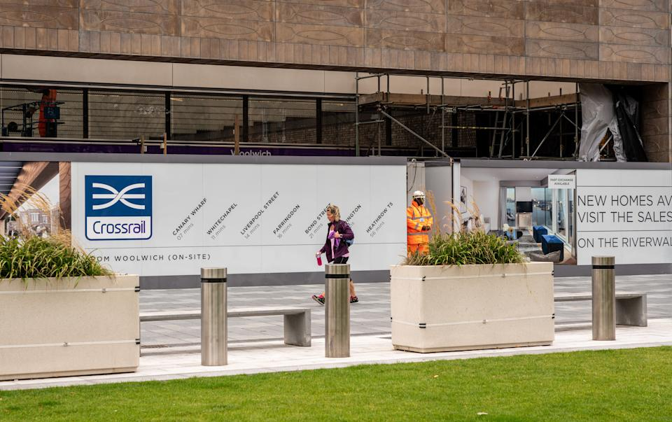 Crossrail had said in August it would require funding 'beyond the agreed funding envelope.' Photo: Getty Images