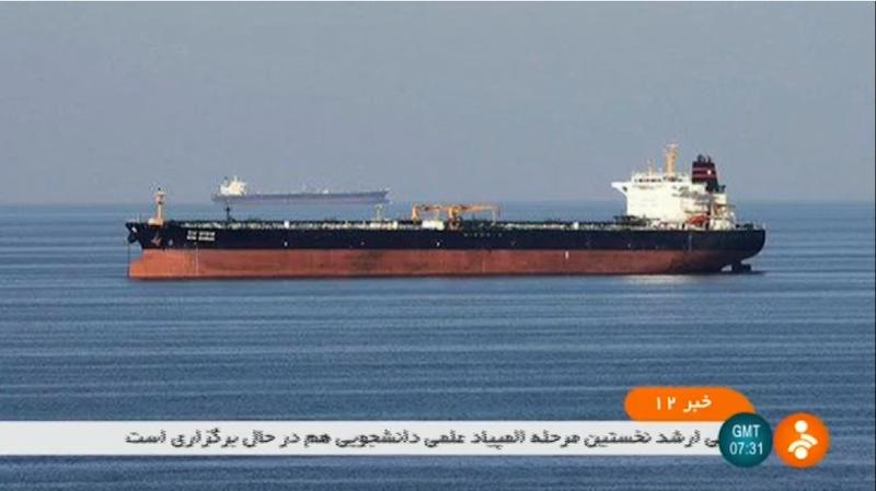Tankers on fire in Gulf of Oman after suspected attack