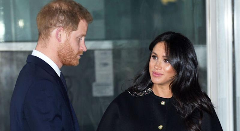 Baby Sussex could be eligible to run for US President. [Photo: Getty]