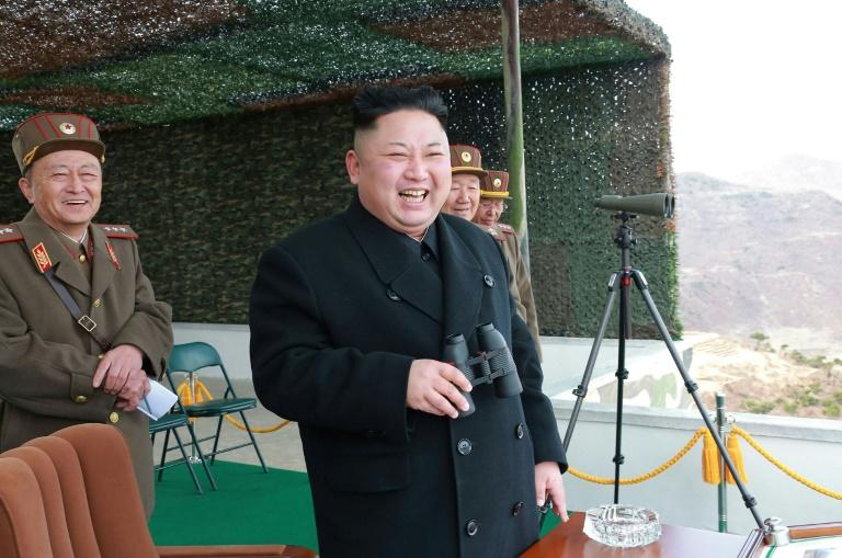 North Korea test was a Scud missile