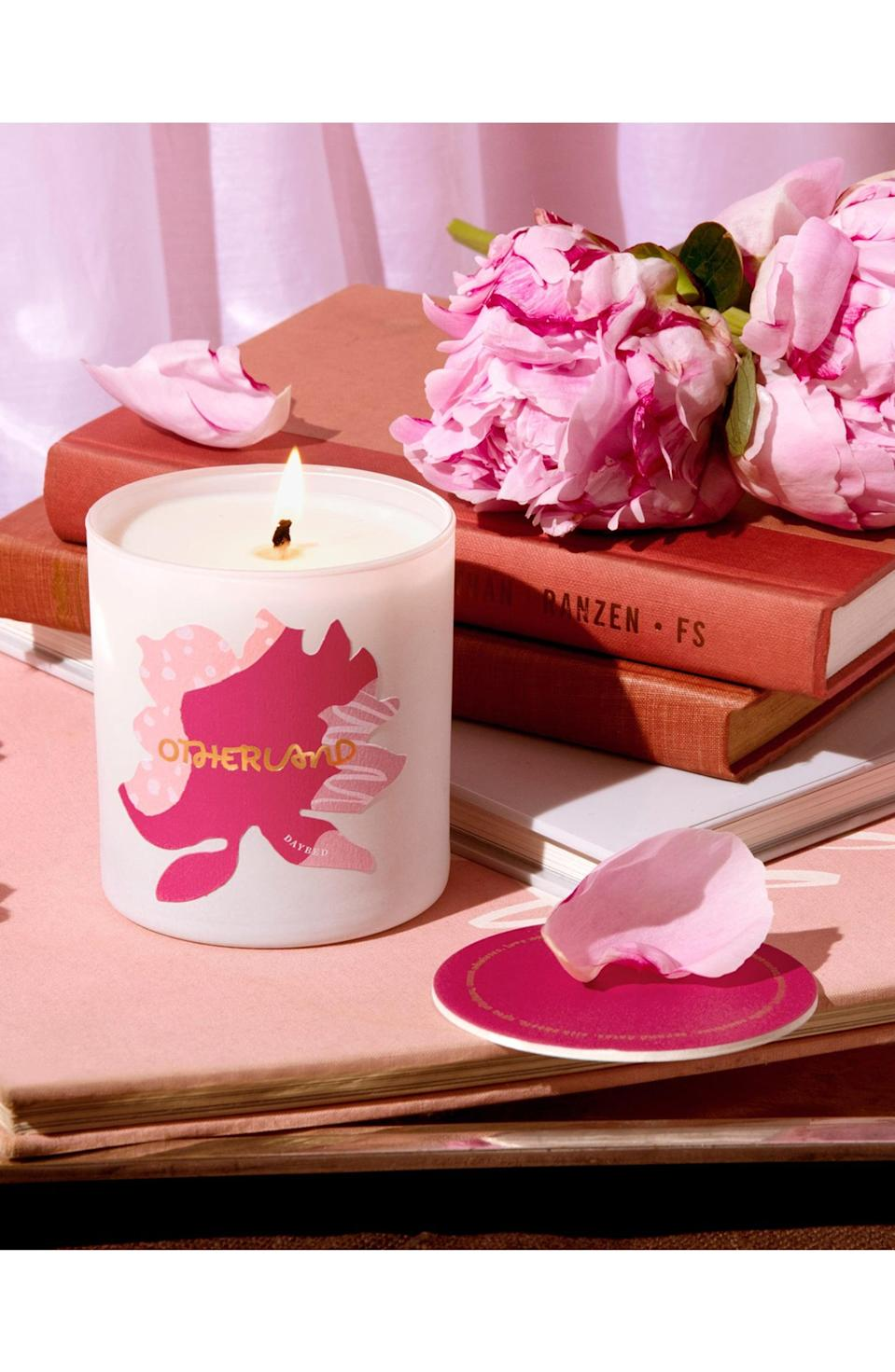 <p>Treat your girlfriends to this <span>Otherland Daybed Scented Candle</span> ($36).</p>
