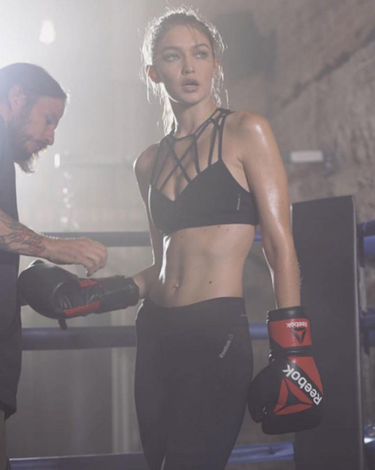 "<p>What's old is new again, at least when it comes to fitness. Boxing was (surprisingly) one of the trendiest workouts this year, thanks in part to supermodels like Gigi Hadid who love how it keeps them lean but toned. In New York City, models and non-models alike flock to <a rel=""nofollow"" href=""http://gothamgymnyc.com/"">Gotham Gym</a> (where Hadid and her sister Bella train).</p>"