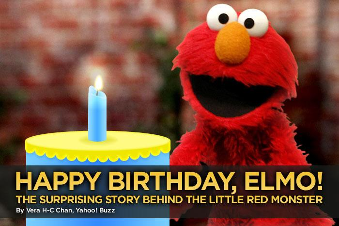 """<a href=""""http://www.sesamestreet.org/muppet/-/journal_content/56_INSTANCE_MUPP/10171/Elmo/muppet"""" rel=""""nofollow"""">Elmo</a> celebrates his birthday today (February 3)! The little red monster has been <a href=""""http://www.sesamestreet.org/onair/characters/elmo"""" rel=""""nofollow"""">on the air since 1979</a>, and this year he has more reason to celebrate than ever before: His popularity remains undimmed amongst his beloved """"<a href=""""/sesame-street/show/33526"""">Sesame Street</a>"""" neighbors and the arthouse crowd adores him too: A <a href=""""http://beingelmo.com/"""" rel=""""nofollow"""">documentary</a> about his <a href=""""http://www.sesamestreet.org/onair/cast/kevin_clash"""" rel=""""nofollow"""">puppeteer</a> just won the <a href=""""http://www.sundance.org/festival/blog-entry/2011-festival-awards/"""" rel=""""nofollow"""">Sundance Festival's Special Jury Prize</a>. So, to celebrate, let's look back on Elmo's big accomplishments over the course of his young-long life — and take a peek under the table and meet the man who nobody expects to be Elmo."""