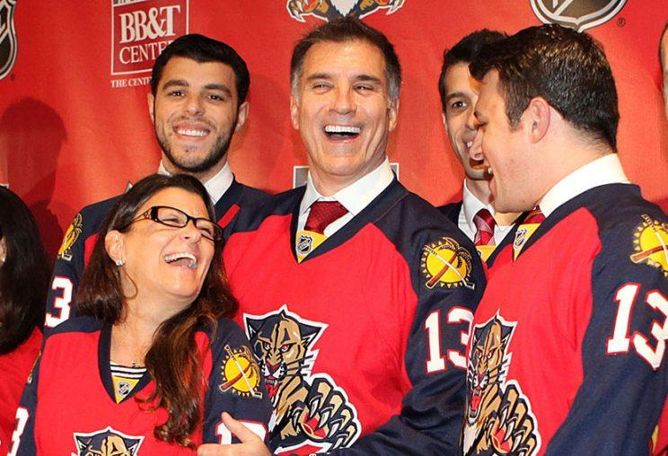 Trump nominates Florida Panthers owner for Secretary of the Army