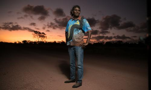 Dying Indigenous Australian language gets its first dictionary