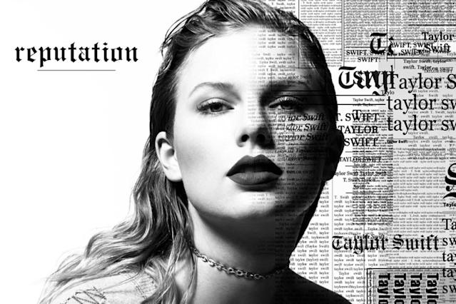 Taylor Swift's sixth album is out now. (Photo: Big Machine)