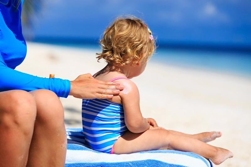The Best Baby Sunscreens