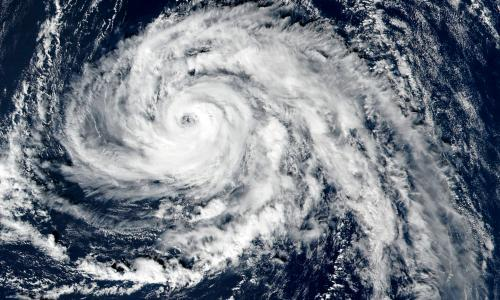 Hurricane Ophelia 2017 could bring hurricane conditions to Ireland next week