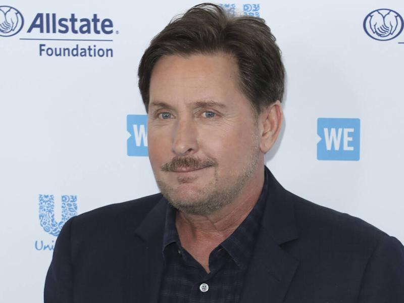 Emilio Estevez pleased Charlie Sheen has embraced sobriety